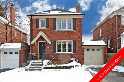Leaside Detached for sale:  3+1  (Listed 2016-03-05)