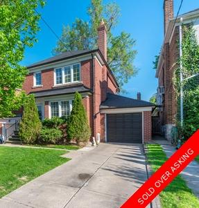 Leaside Detached for sale:  3 bedroom  (Listed 2018-05-28)