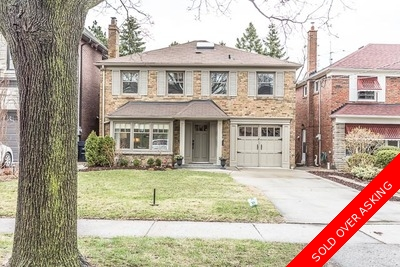 Leaside Detached for sale:  4+1  (Listed 2015-04-21)