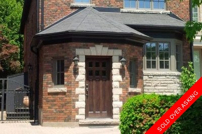 Leaside Detached for sale:  3+1  (Listed 2015-05-08)