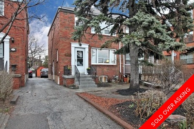 Leaside Semi-detached for sale:  3 bedroom  (Listed 2017-04-05)