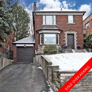 Leaside Detached for sale:  3 bedroom  (Listed 2016-03-29)