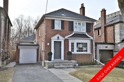 South Leaside Detached for sale:  3+1  (Listed 2018-03-22)