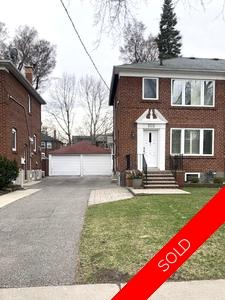 Leaside Semi-detached for sale:  3 bedroom  (Listed 2019-04-25)