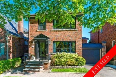 Leaside House for sale:  3 + 2 3,006 sq.ft. (Listed 2020-05-25)