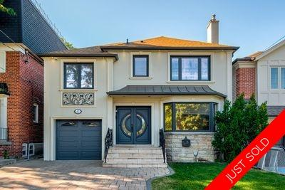 Leaside Detached for sale:  3+1  (Listed 2020-07-07)