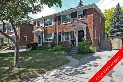 Leaside Semi-detached for sale:  3 bedroom  (Listed 2015-06-01)